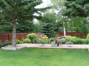 1207 Shamrock - rear garden