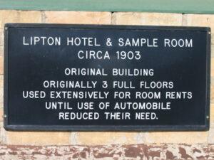 lipton-sign